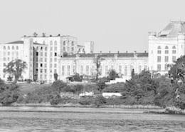 Portsmouth Naval Prison facilities